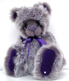 Plum Puddin' by Kaycee Bears [available at www.kozyclutter.com]
