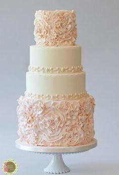 87 best Wedding Cakes images on Pinterest | Wedding cake simple ...