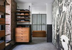 Let's play a game. Close your eyes. Now imagine your perfect New York loft apartment. Open your...