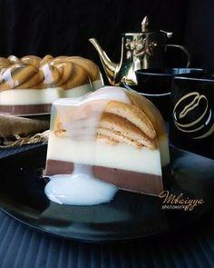 Pudding Marie 3 Lapis