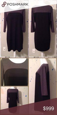 Black Old Navy Long Sleeve Dress Size: XL. 73% Polyester, 24% Rayon, 3% Spandex. Old Navy Dresses