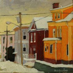 SHARON McGAULEY  St Lawrence Street