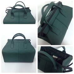 Green bag!