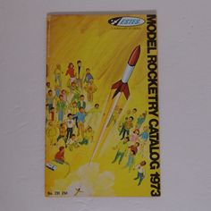 Estes 1973 Model Rocketry Catalog No. 731  | eBay
