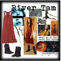 River Tam - Polyvore