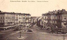 Place Madou. 1950s?