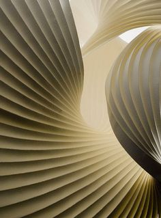 Paper Sculpture - Richard Sweeney.