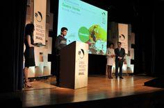 O jovem Ricardo Thaler Beck, da Penha, zona leste de São Paulo, foi o vencedor da categoria Iniciativa Jovem do Green Project Awards Brasil 2013.