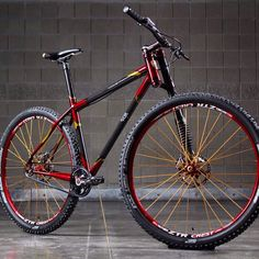 781c3fe59 Custom built for one of our customers.  bicycle  mountainbike  ridelove…  Iron