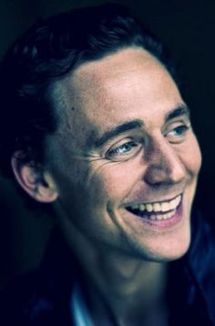 Tom Hiddleston. What a rare man, I am not one for celebrity love, but he won me over with his vivacious talents in art, music, language, theater and literature, and human rights. Not to mention a smile like sunshine, wonderful humor, and svelte beauty.