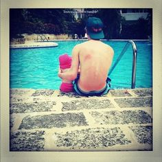 Niall and Lux. I want to be able to take a picture like this someday. :)