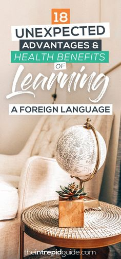 18 Unexpected Advantages & Health Benefits of Learning A Foreign Language Best Language Learning Apps, Learning Languages Tips, Learn A New Language, Learning Resources, Foreign Language, Dual Language, German Language, Spanish Language, Teaching Time