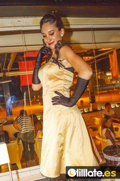 Love Pin Up @ Mandarina Club, Peñiscola, España (jue 19.7.2012)