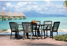 custom outdoor furnishings in paradise
