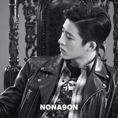 BI | YG x NONA9ON (2015 F/W)