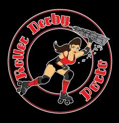 Roller Derby Porto from Portugal.