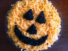 Handmade Halloween: 7-Layer Taco Dip - The Brass Paperclip Project