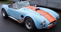 A brief History of the AC Shelby Cobra | This is an interesting story because…