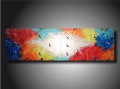 "Buy art painting ORIGINAL by jmjstudio custom 64"" love by jmjartstudio. Explore more products on http://jmjartstudio.etsy.com"