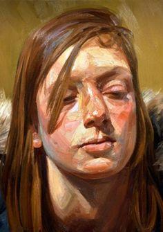 Portrait Paintings, Portrait Art, Oil Paintings, Tai Shan Schierenberg, Hu Jun, Lucian Freud, Creative Portraits, Art Drawings Sketches, Portrait Inspiration