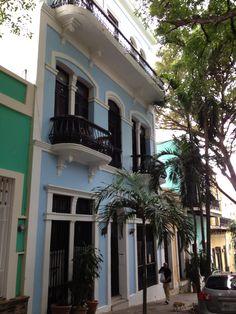 Colors of Old San Juan