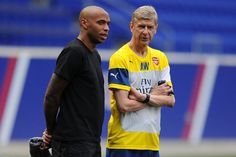 Thierry Henry knows the value of Le Boss even if many #Arsenal fans don't  http://ozsportsreviews.com/2014/12/wenger-out-so-what-sort-of-football-club-do-you-want/