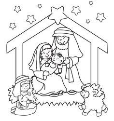 Here are the Beautiful Free Christmas Coloring Sheets Coloring Page. This post about Beautiful Free Christmas Coloring Sheets Coloring Page was posted . Preschool Christmas, Christmas Nativity, Noel Christmas, A Christmas Story, Christmas Colors, Christmas Crafts For Kids, Christmas Printables, Christmas Recipes, Nativity Crafts