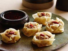 """Bolinhos de Carne de Porco e Shitake - """"Siu Mai"""" - Food Network"""
