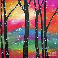 Flurries by Karla Gerard