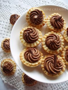 Korpice sa čokoladom