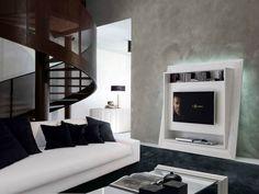 Mobile porta Tv dal design moderno n.54 | Arredare living | Pinterest