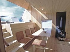 Compact Home Designed for Breathtaking Views of the Alps - My Modern Metropolis