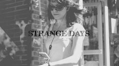 STRANGE DAYS : LS:N Global Trend Briefing Spring/Summer 2013 by The Future Laboratory.