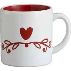 Valentine's Child Mug in Valentine's Day | Crate and Barrel