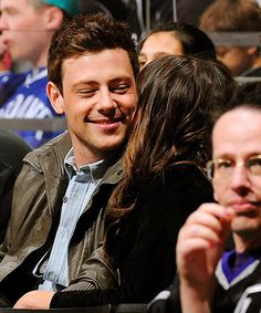 Monchele he looked at her adoringly