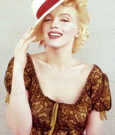 Marilyn by Milton Greene in 1956