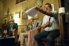 2a serata del ciclo Incontri 2016 su fotografia e parola. Con Domenico Quirico, inviato de La Stampa e Ugo Borga, reporter.