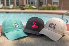 Find your new summer dad hat with a custom hat from Lids Custom Zone.
