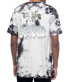 Giftry - The social wish list that helps you get (or give) the gifts you actually want. Rip N Dip, Tie Dye Designs, Black Tie Dye, Tie Dye T Shirts, Cotton Tee, Graphic Tees, Baby, Lord, Menswear