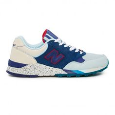 New Balance X Ronnie Fieg 'kith' M850KH Sneakers — Sneakers at CrookedTongues.com