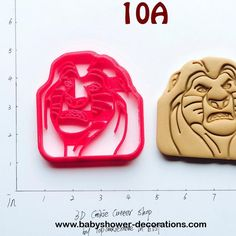 The Lion King Cookie Cutter birthday favor party cake topper Fondant supplies gift cupcake fabric custom baby ideas design girl pin ear 10A - http://www.babyshower-decorations.com/the-lion-king-cookie-cutter-birthday-favor-party-cake-topper-fondant-supplies-gift-cupcake-fabric-custom-baby-ideas-design-girl-pin-ear-10a.html