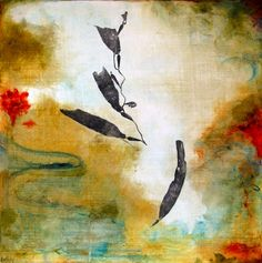 Molly Cliff Hilts Paintings - Encaustic Slideshow