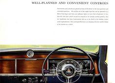 Rover 95 & 110 Brochure 1963
