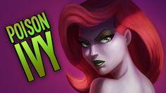 Poison Ivy - SpeedART (soquenão)