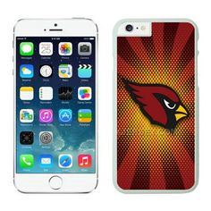 http://www.xjersey.com/arizona-cardinals-iphone-6-cases-white24.html ARIZONA CARDINALS IPHONE 6 CASES WHITE24 Only $21.00 , Free Shipping!