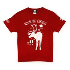 Project Caribou T-shirt | Roots
