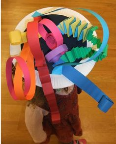 Jilliene Designing: Hat Sculptures