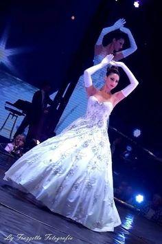 #Roberto #Piazza #beauty #fashion #dresses #robertoPiazza #altacostura #dress #hauteCouture #white