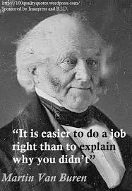 Martin Van Buren | an American politician who served as the 8th President of the United States (1837-41). A member of the Democratic Party