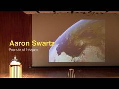 Aaron Swartz / What kind of company are you? / rest in peace, you talented, amazing person